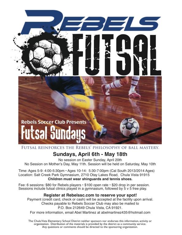 Rebels Futsal