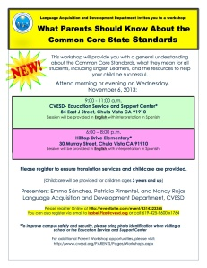 Common Core Parents