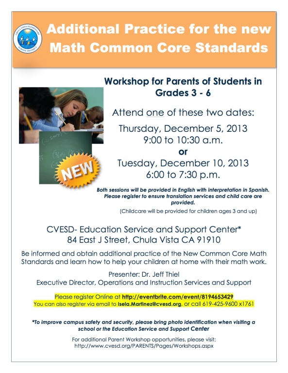 Addl Common Core Sept 2013 3-6th grade- English Updated