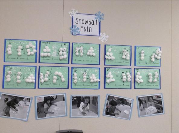 TK Snowball math