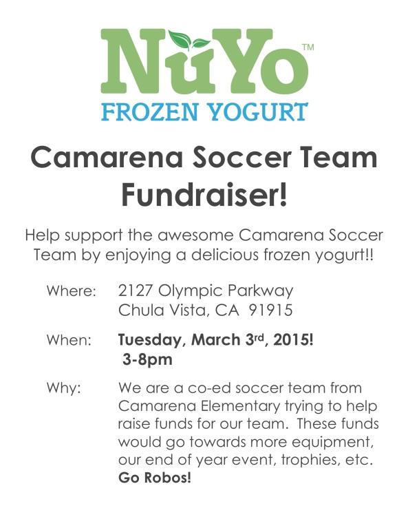Camarena Soccer Team Fundraiser Flyer-1