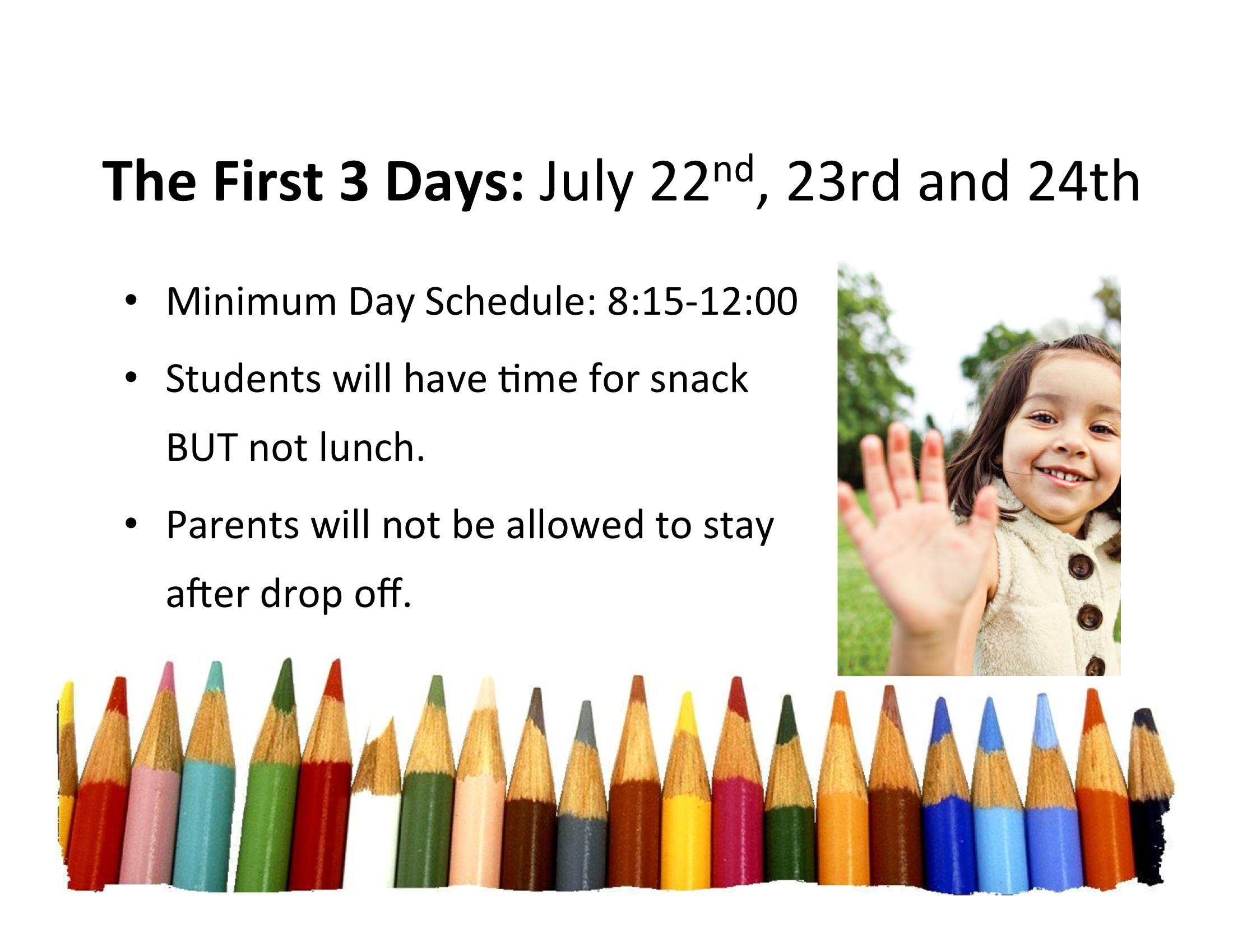 Kinder Orientation May 13 | Camarena Elementary School